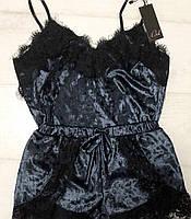 Женская пижама велюр, фото 1