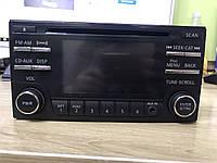 Магнитофон, радио, проигрыватель (Магнитола )Nissan Leaf 13-17
