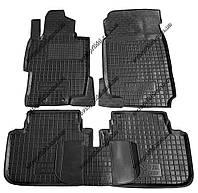 Полиуретановые коврики в салон Honda Accord 2002-2008, 5 шт. (Avto-Gumm)