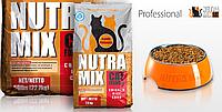 Сухой корм Nutra Mix Professional (Нутра Микс) для котят и котов 22,7 кг