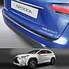 Lexus NX 2014+ пластиковая накладка заднего бампера