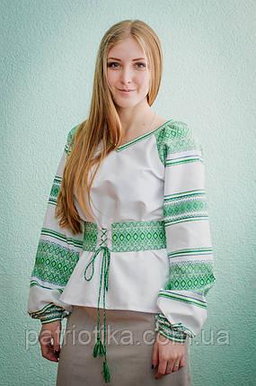 Модные женские вышиванки | Модні жіночі вишиванки, фото 2