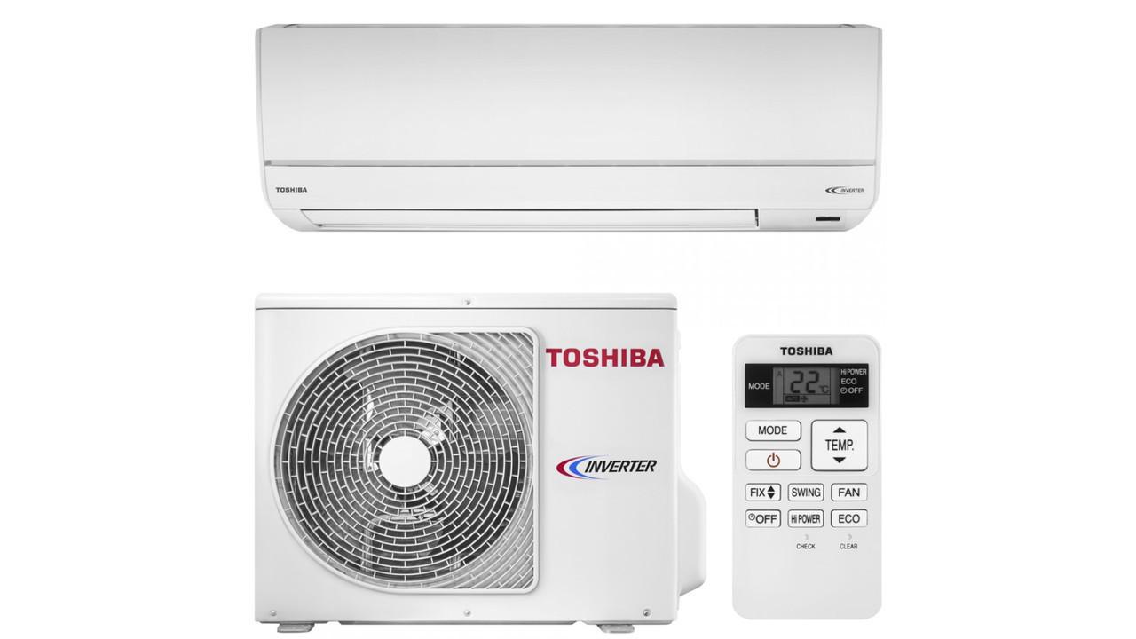 Кондиционер Toshiba RAS-167SKV-E7/RAS-167SAV-E5AVANT (40 м.кв)