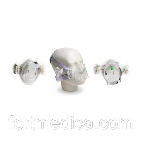 Лицевая маска FaceFit для неинвазийной ИВЛ Intersurgical