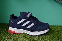 Детские кроссовки адидас Adidas Eqipment синие 31 - 35 , копия, фото 1