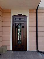 Уличная дверь Артель-индивидуальная