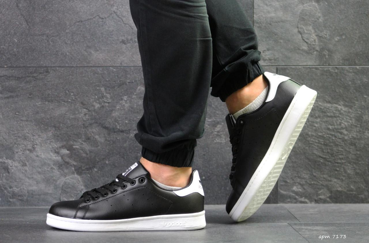 Кроссовки Adidas Stan Smith, мужские  кроссовки Adidas. ТОП КАЧЕСТВО !!!Реплика