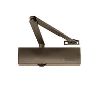 Geze TS-2000 H-o (коричневый) Доводчик дверной