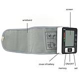 Электронный измеритель давления BLPM29 | тонометр на запястье, фото 5