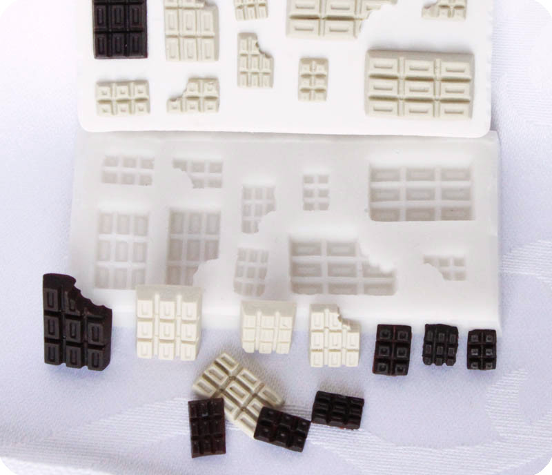 Силиконовый молд шоколада