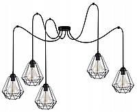 Подвесной потолочный светильник CHANDELOR DIAMOND SPIDER 5