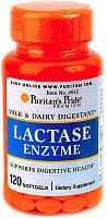 Puritan's pride Lactase Enzyme, 120 Softgels Puritans