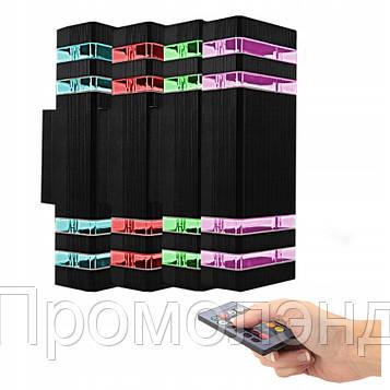 Уличный алюминиевый настенный светильник RGB LED, 2шт