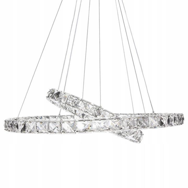 Потолочный светильник-люстра HANGING CRYSTAL 36W LED