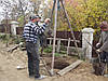 Колодец из бетонных колец