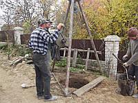 Колодец из бетонных колец, фото 1