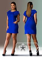 Платье батал 189 ОлА