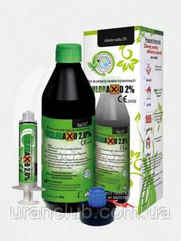 CHLORAXID 2% (Хлораксид 2%) жидкость для промывания корневых каналов