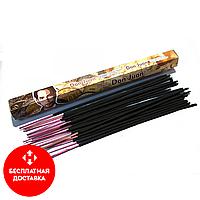 Ароматические палочки Don Juan (Дон Жуан) (Darshan) шестигранник
