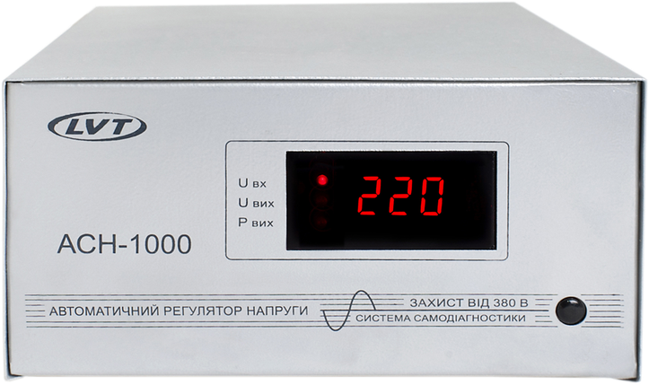 Стабілізатори напруги LVT АСН-1000, фото 2