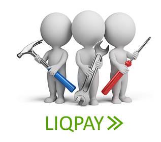 Liqpay на ремонте