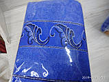 Комплект полотенец с вышивкой для лица Размер 50Х100 6 шт., фото 3