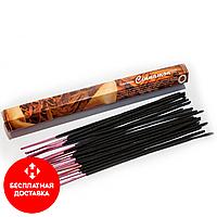 Ароматические палочки Cinnamon (Корица) (Darshan) шестигранник