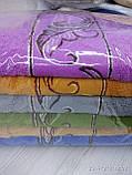 Комплект банных полотенец с вышивкой  Размер 70Х140 6 шт., фото 6