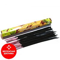 Ароматические палочки Apple Cinnamon (Яблоко и Корица) (Darshan) шестигранник