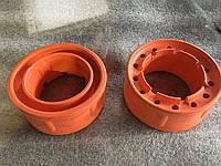 Автобафферы межвитковые  проставки в пружины  полиуретан 55мм , фото 1