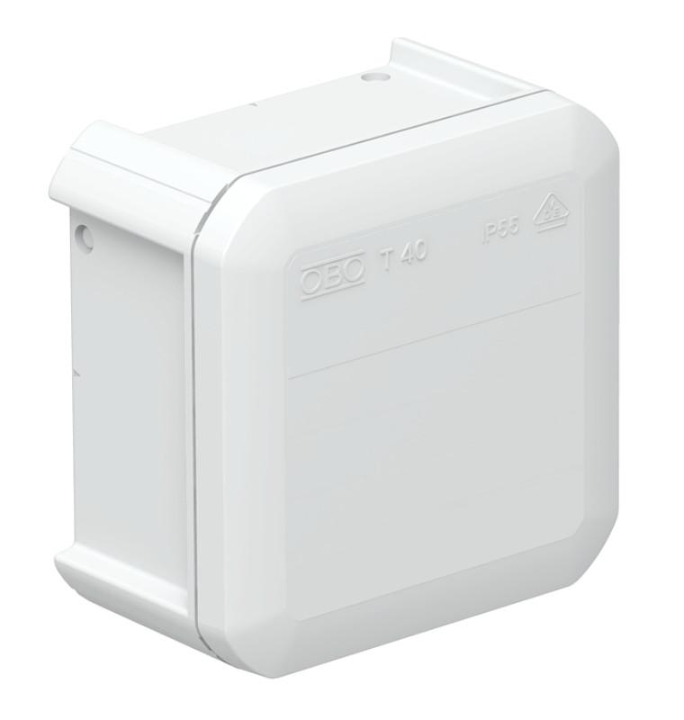 Коробка монтажная 90*90*52 (OBO Т40 IP 55)