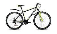 """Велосипед Intenzo Forsage 27,5"""" черно-зеленый"""