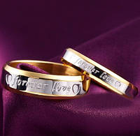Кольца для влюбленных  Love