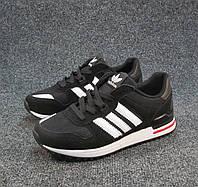 wholesale dealer 54ac2 d3391 Кроссовки Adidas ZX700 черные унисекс (р.37,38,39,40,