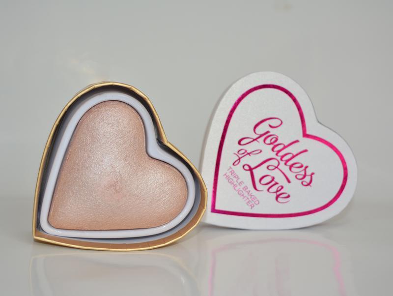 Хайлайтер I Heart Makeup HeartsHighlighter Goddess of Faith