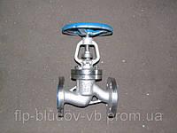 Клапан стальной фланцевый 15с22нж Ду15 Ру40