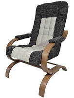 Конференц кресло с подлокотниками Bonro Comfort, фото 1