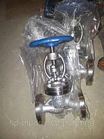 Клапан стальной фланцевый 15с22нж Ду20 Ру40