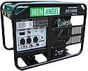 Бензиновый генератор IRON ANGEL EG 11000 E, фото 2