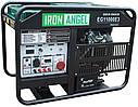 Генератор IRON ANGEL EG 11000 E3, фото 2