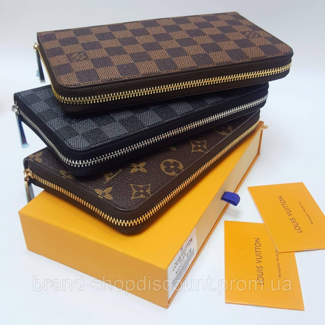 3bd12f4596ae Фирменный кошелек Louis Vuitton LV : продажа, цена в Днепре. женские ...
