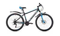 """Велосипед Intenzo Dakar 29"""" черно-синий"""