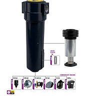 Воздушный сепараторы сжатого воздуха CKL 005 B  ( удаление конденсата)