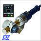 Паяльник Polys P-4b 650W TW+ комплект (20-32) со звук. сигн. стержневой, DYTRON, фото 3