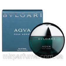Парфюм мужской Bvlgari Aqva Pour Homme 50 ml, фото 2