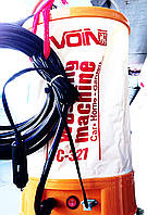 Авто-мойка высокого давления (мобильная от прикуривателя 12 В) VC-327.  Voin