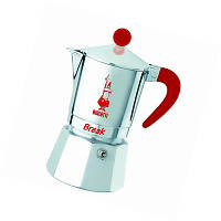 Гейзерная кофеварка Bialetti Break (6 чашек - 300 мл)