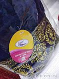 Качественные полотенца в комплекте с вышивкой для лица Размер 50Х100 6 шт., фото 8