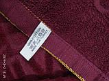 Качественные полотенца в комплекте с вышивкой для лица Размер 50Х100 6 шт., фото 5