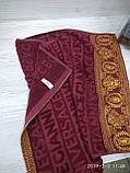 Качественные полотенца в комплекте с вышивкой для лица Размер 50Х100 6 шт., фото 9